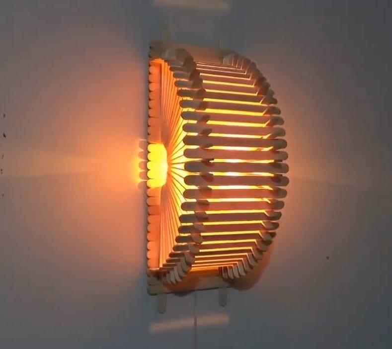 đèn ngủ handmade