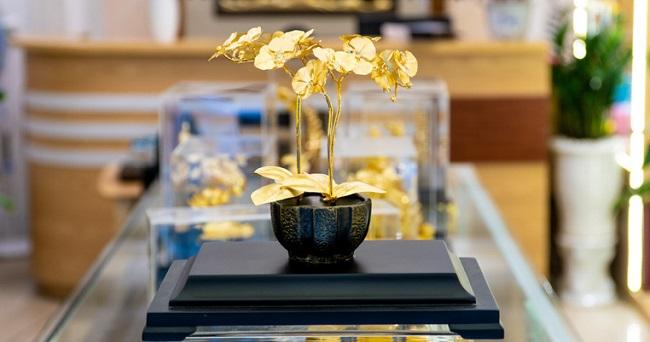Xu hướng mẫu quà tặng đẹp cho doanh nghiệp mạ vàng năm 2020 hợp phong thủy