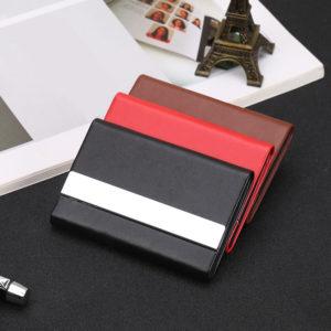 hộp namecard kim loại