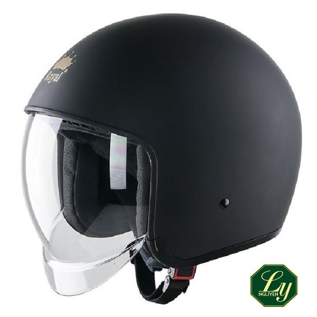 mũ bảo hiểm in logo 1
