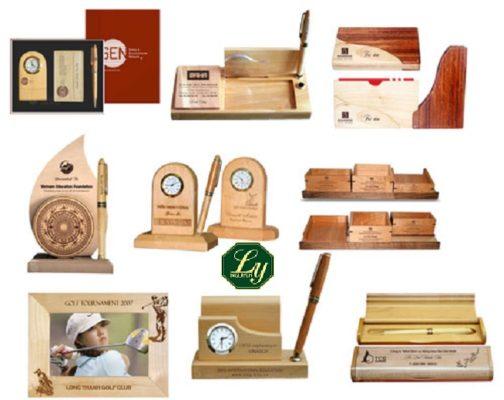 Quà tặng bằng gỗ cho doanh nghiệp