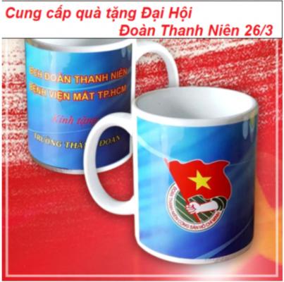 Cung cấp quà lưu niệm Đại Hội Đoàn Thanh Niên 26/3