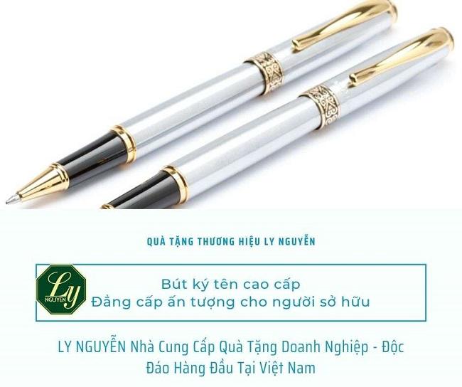Những mẫu bút ký tên cao cấp