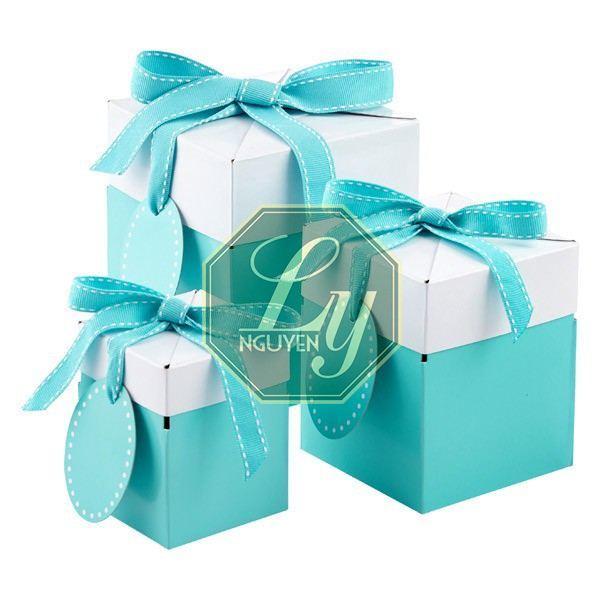 Đặc điểm hộp quà rất đa dạng với từng mục đích sao cho phù hợp với việc tặng quà